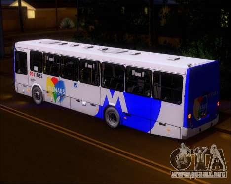 Marcopolo Torino 2007 Volksbus 17-230 EOD para visión interna GTA San Andreas