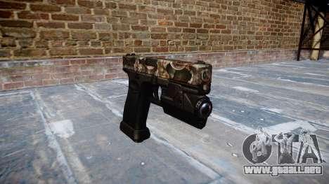 Pistola Glock 20 zombies para GTA 4