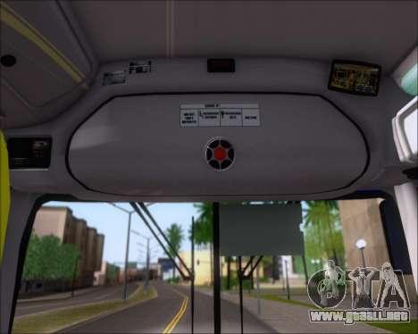 Marcopolo Torino 2007 Volksbus 17-230 EOD para vista inferior GTA San Andreas