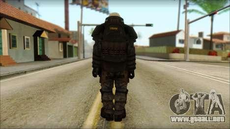 Ivan Braginsky para GTA San Andreas segunda pantalla