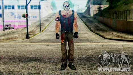 Manhunt Ped 12 para GTA San Andreas