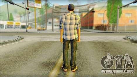 GTA 5 Jimmy Boston para GTA San Andreas segunda pantalla