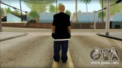 El Coronos Skin 1 para GTA San Andreas segunda pantalla
