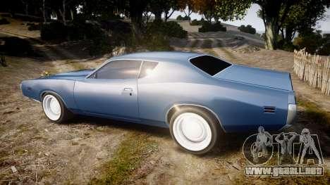 Dodge Charger 1971 v2.0 para GTA 4 left