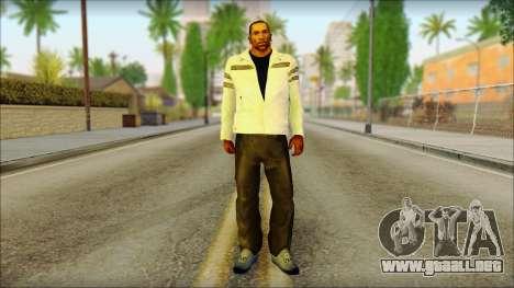 C-Jay 2014 Piel v3 para GTA San Andreas