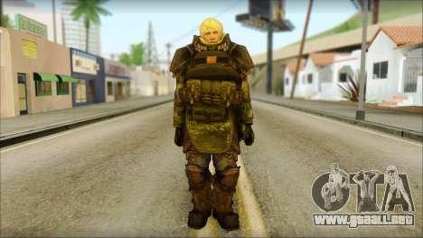 Ivan Braginsky para GTA San Andreas