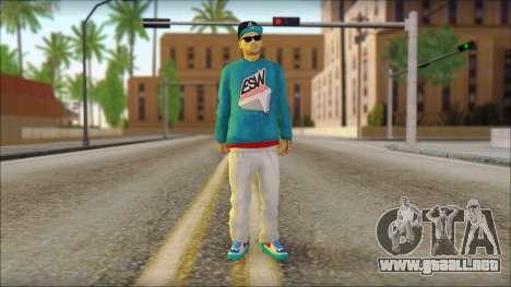 Superstar para GTA San Andreas