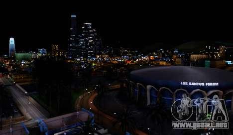 Graphical Shell para GTA San Andreas séptima pantalla