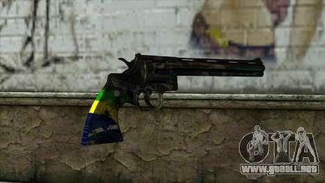 Colt Python from PointBlank v1 para GTA San Andreas segunda pantalla