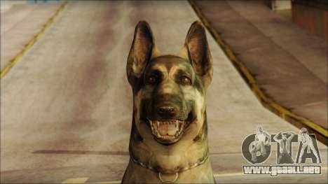 Dog Skin v2 para GTA San Andreas tercera pantalla
