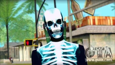 Kick Ass 2 Dave v4 para GTA San Andreas tercera pantalla