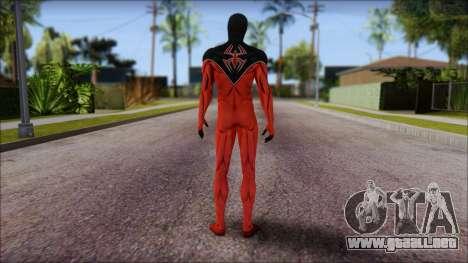 Scarlet 2012 Spider Man para GTA San Andreas segunda pantalla