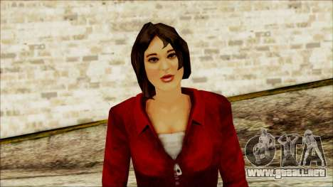 Manhunt Ped 10 para GTA San Andreas tercera pantalla