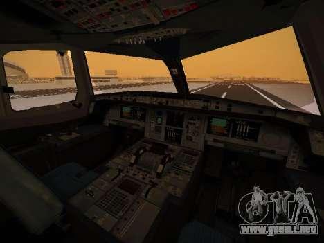 Airbus A380-800 Air France para GTA San Andreas