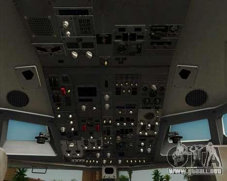 Boeing 737-890 Alaska Airlines para el motor de GTA San Andreas