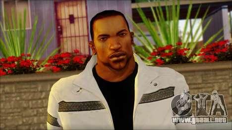 C-Jay 2014 Piel v3 para GTA San Andreas tercera pantalla