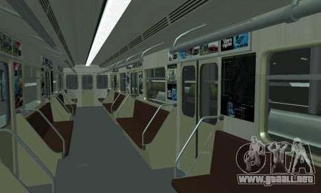 Una nueva estación de metro en San Fierro para GTA San Andreas undécima de pantalla