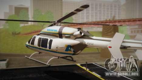 Bell 429 v1 para GTA San Andreas left