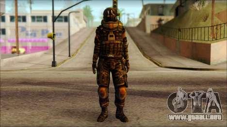 Наемник (Tom Clancy Splinter Cell: Blacklist) para GTA San Andreas