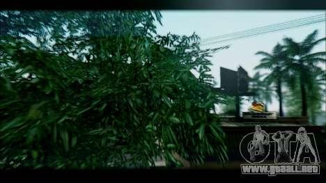 Graphic Unity V2 para GTA San Andreas segunda pantalla