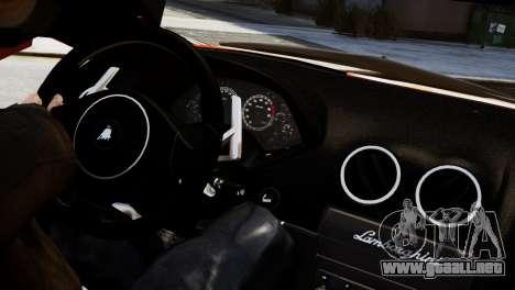 Lamborghini Murcielago 2005 para GTA 4 visión correcta