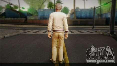 Frank Sunderland From Silent Hill: The Room para GTA San Andreas segunda pantalla