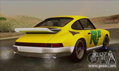 RUF CTR Yellowbird 1987 para el motor de GTA San Andreas