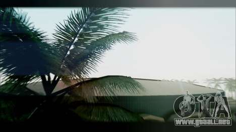 Graphic Unity V2 para GTA San Andreas sucesivamente de pantalla