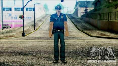 Manhunt Ped 2 para GTA San Andreas