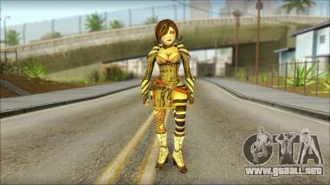 Borderlands 2 Moxxi para GTA San Andreas