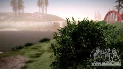 Graphic Unity v3 para GTA San Andreas undécima de pantalla
