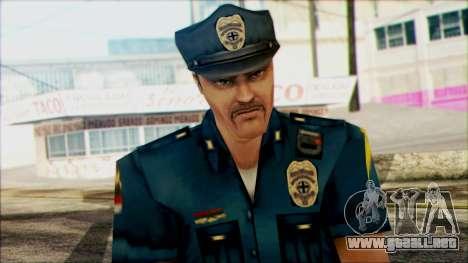 Manhunt Ped 2 para GTA San Andreas tercera pantalla