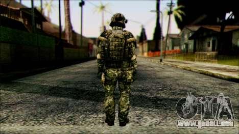 Fighter (PLA) v6 para GTA San Andreas segunda pantalla