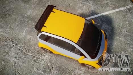 GTA V Benefactor Panto para GTA 4 visión correcta