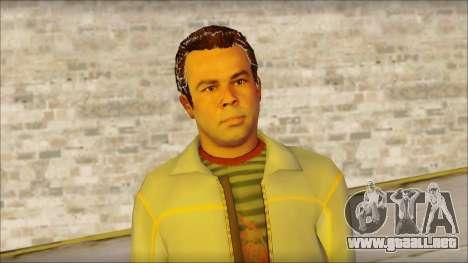 GTA 5 Ped 7 para GTA San Andreas tercera pantalla