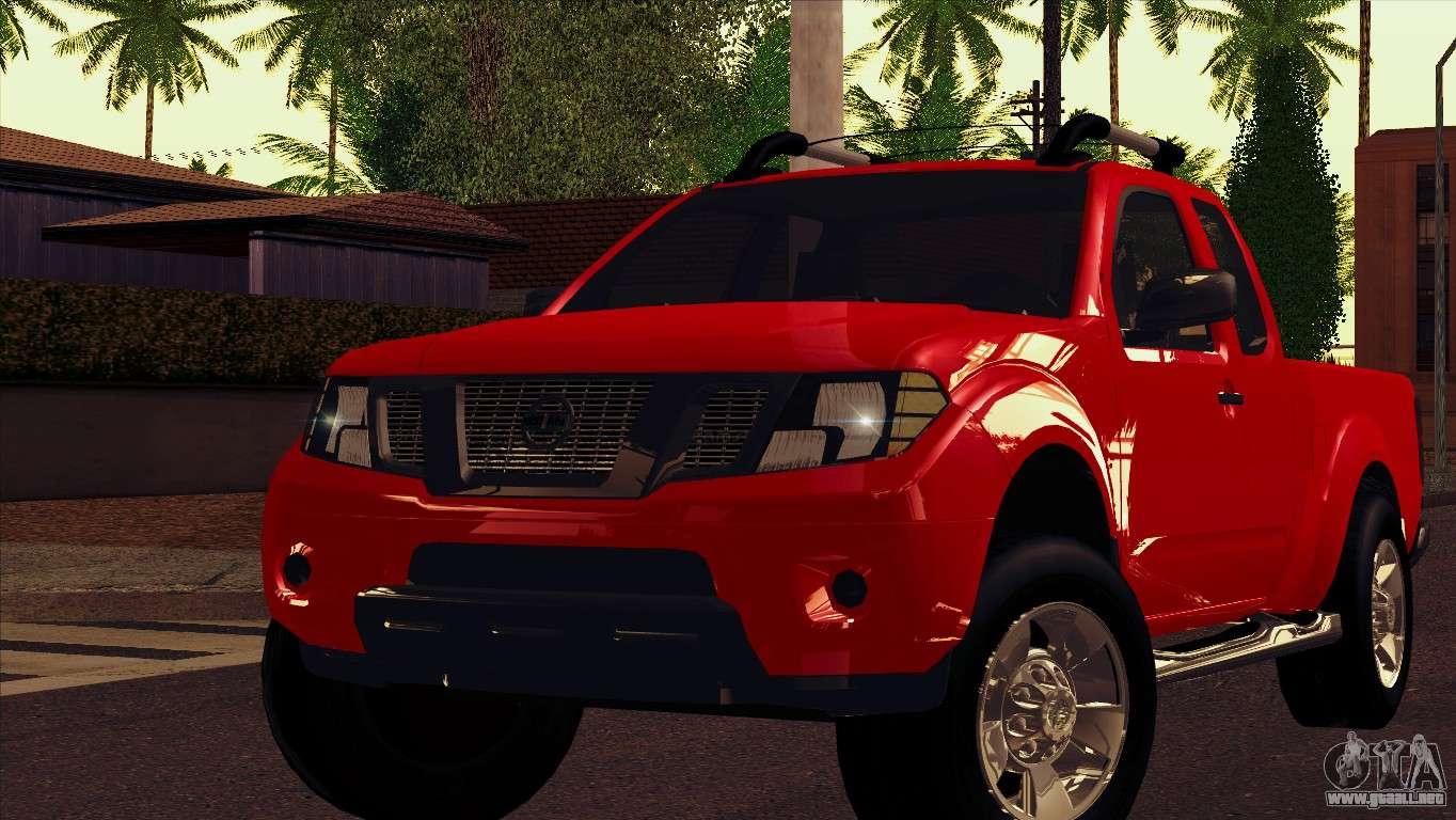 Nissan Frontier Modelo 2013.html | Autos Weblog