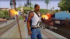 New Jetpack para GTA San Andreas