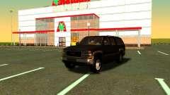 GMC Yukon XL ФСБ para GTA San Andreas