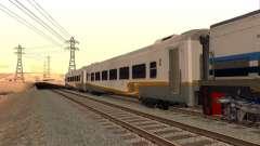 K1 Argo Traincar De Indonesia para GTA San Andreas