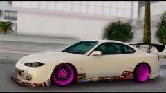 Nissan Silva S15 Turkish Drift para GTA San Andreas