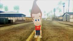 Jimmy Neutron para GTA San Andreas