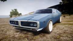Dodge Charger 1971 v2.0 para GTA 4