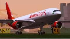Airbus A330-243F Avianca Cargo