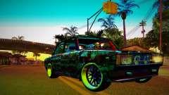VAZ 2105 Deriva para GTA San Andreas