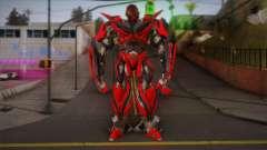Bumblebee v4 para GTA San Andreas