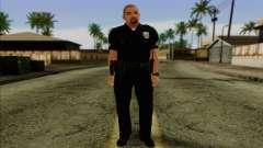 La policía (GTA 5) de la Piel 2
