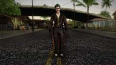 Joker From Batman: Arkham Origins para GTA San Andreas