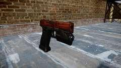 Pistola Glock 20 de tocino