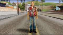 Biff from Back to the Future 1955 para GTA San Andreas