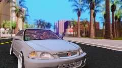 Honda Civic EM1 V2 para GTA San Andreas
